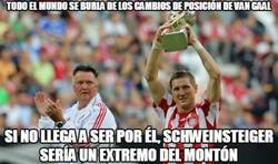 Enlace a Al final no va a estar tan loco Van Gaal