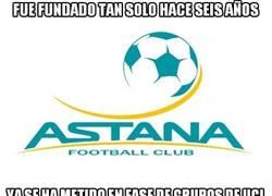 Enlace a ¡Felicidades a los fans del Astana!