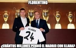 Enlace a Florentino, contesta a nuestra pregunta por favor