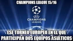 Enlace a Champions league 15/16