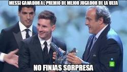 Enlace a Felicidades a Messi