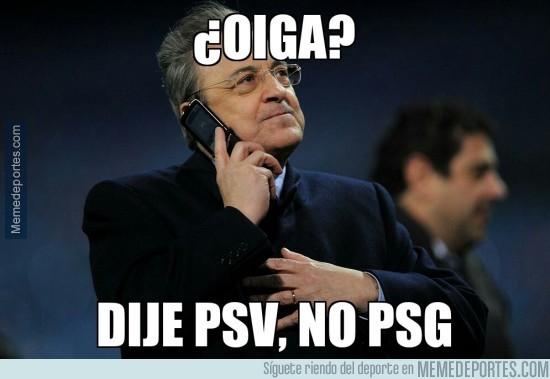 668572 - Mientras tanto, Florentino llamando a la UEFA...