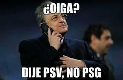 Enlace a Mientras tanto, Florentino llamando a la UEFA...