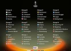 Enlace a Así ha quedado el sorteo de la Europa League