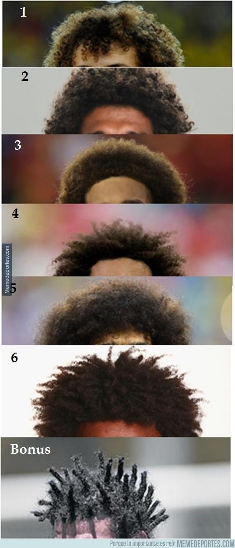 669232 - Adivina a los jugadores por su peinado: versión pelopo