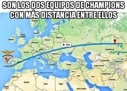 Enlace a La mala suerte de Benfica y Astana