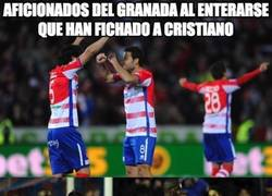 Enlace a ¡¡El Granada ha fichado a Cristiano!!