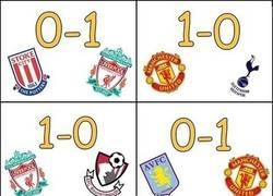 Enlace a La que le espera al United hoy...