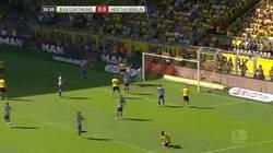 Enlace a GIF ¡Gooool del BVB! ¡Mats Hummels abre el encuentro con un gran cabezazo!