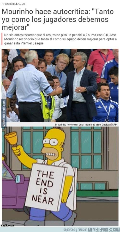 671816 - Mourinho haciendo autocrítica