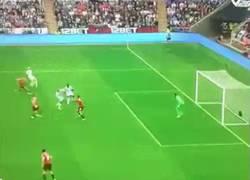 Enlace a GIF: Swansea empata el partido frente al United