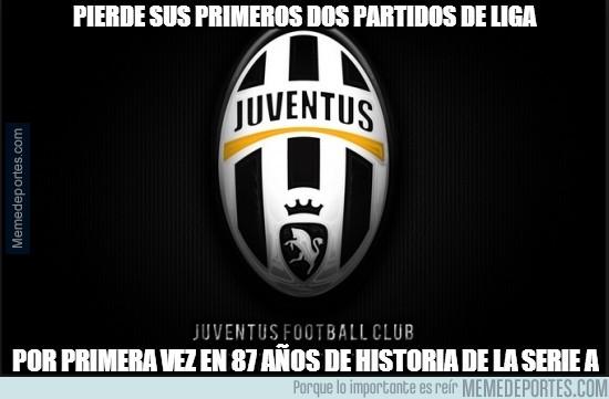 672770 - El mal momento de la Juventus