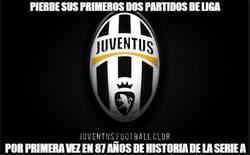 Enlace a El mal momento de la Juventus