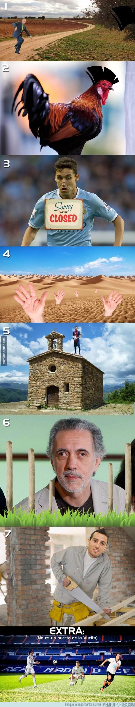 674347 - Nuevo juego: adivina qué puerto de la Vuelta a España es cada foto