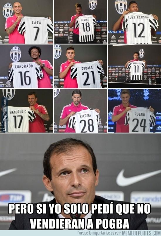 675167 - La Juventus ha negociado a lo grande