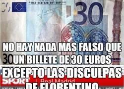 Enlace a No hay nada más falso que un billete de 30€