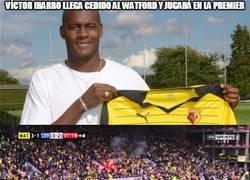 Enlace a La bestia Ibarbo llega a la Premier League