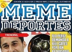 Enlace a Si MMD fuera una revista, ésta sería la portada