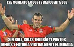 Enlace a Decisivo Bale con Gales