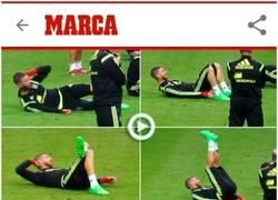 Enlace a Periodismo de calidad by Marca, una vez más