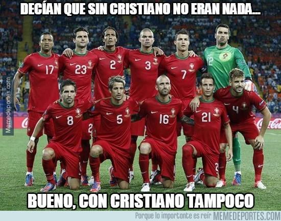 677640 - La desastrosa selección de Portugal