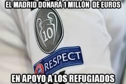 Enlace a Grandísimo gesto del Real Madrid