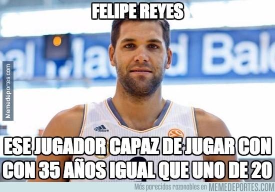 678033 - Vaya nivel el de Felipe Reyes