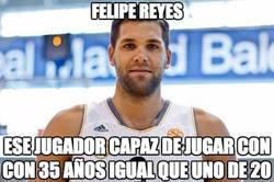 Enlace a Vaya nivel el de Felipe Reyes