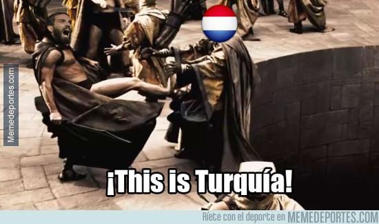 678885 - Arda termina con Holanda