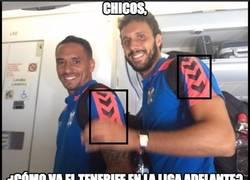 Enlace a ¿Cómo va el Tenerife en la Liga Adelante?