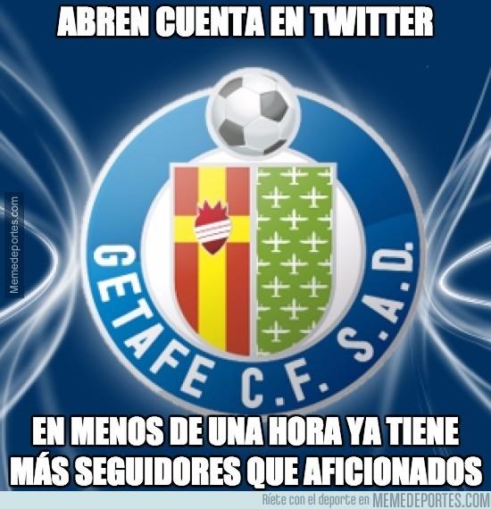 679429 - ¡El Getafe ya tiene cuenta en twitter!