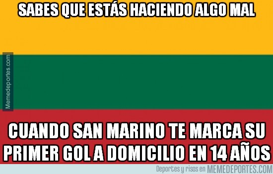 680551 - San Marino haciendo historia contra Lituania