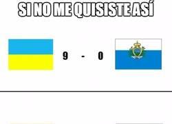 Enlace a Enorme San Marino con su gol