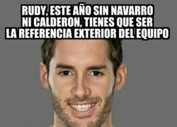 Enlace a Rudy en este Eurobasket 2015