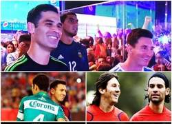 Enlace a Hay grandes amistades y luego está la de Márquez y Messi