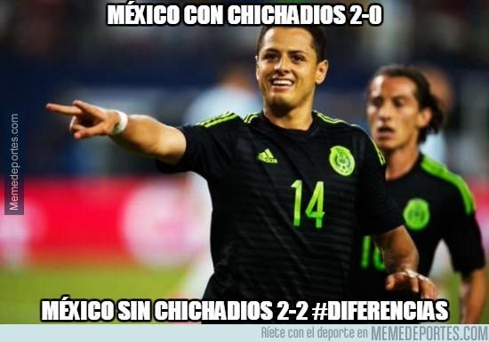 680864 - México con ChichaDios 2-0
