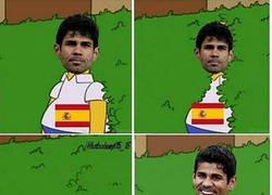 Enlace a Diego Costa en la selección y en el Chelsea