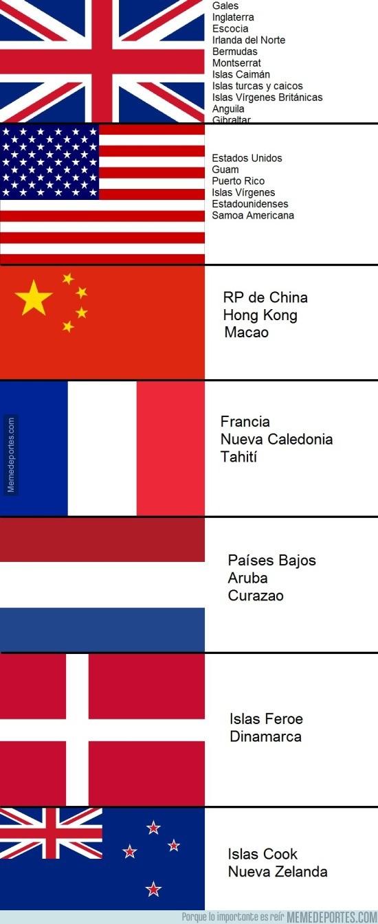 681223 - Estos son los países que tienen más de una Selección