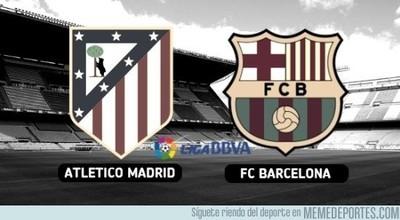 681529 - Los mejores goles de los Atlético - Barça (En el Calderón) en los últimos 10 años