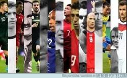 Enlace a Máximos goleadores de las principales selecciones europeas