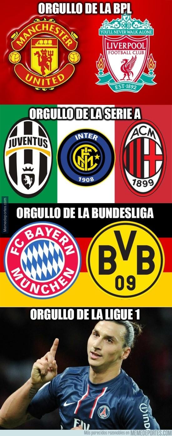 682158 - El orgullo de cada liga
