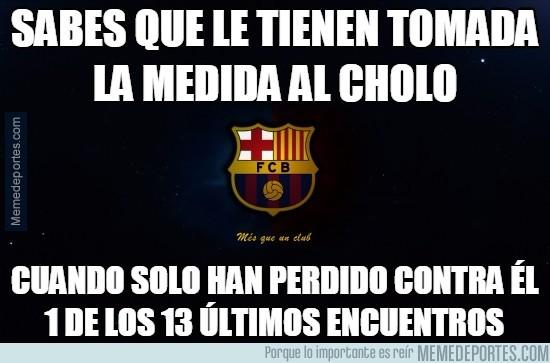 682252 - El Barça vs El Cholo
