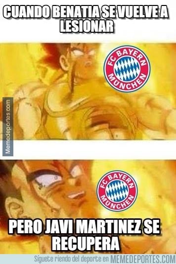 682341 - Fans del Bayern ahora mismo