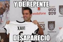 Enlace a Hace días que no sabemos nada de Xavi