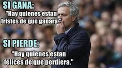 Enlace a Mourinho siempre se acuerda de sus haters