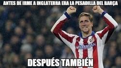 Enlace a Torres es el killer siempre contra el Barça