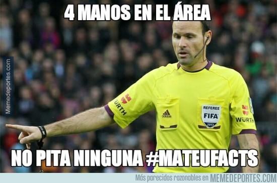 683993 - Lamentable lo de Mateu...