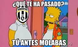 Enlace a Mal inicio de la Juventus