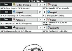 Enlace a Mientras tanto, en la Serie A...