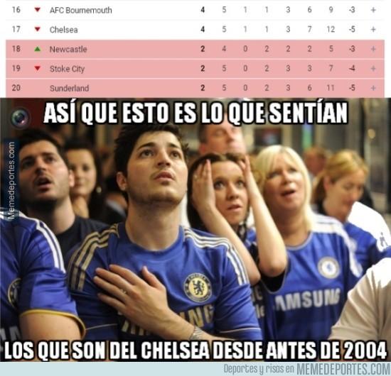 685170 - Los nuevos fans del Chelsea están alucinando